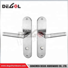 China stainless steel 201/304 door handle on plate