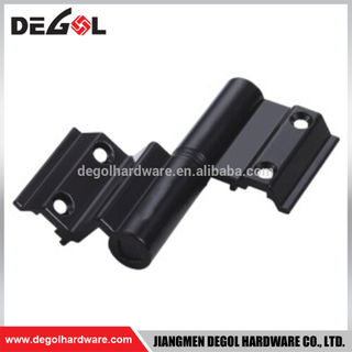WHS1007 Aluminum Alloy Black Types of Casement Window Hinges