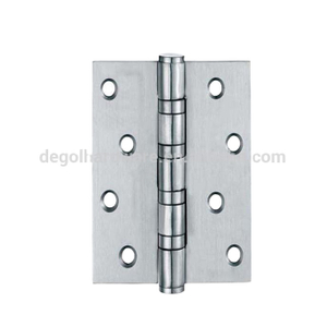 Hot sale hinges stainless steel 304 butt ball bearing door hinge