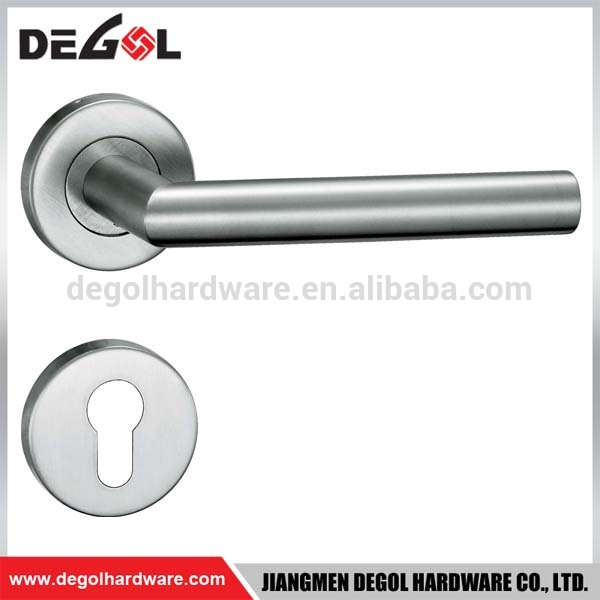 Stable fire resistant door handles and locks