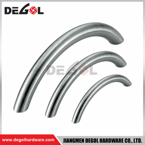 Stainless Steel C Shape Door Pull for Kitchen Cabinet