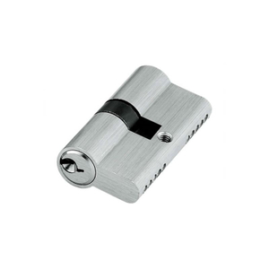 Top quality copper small double open high security euro profile cylinder lock