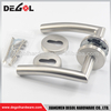 LH1012 European Classic Style Arc Tubular Door Lever Handle