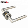 Professional One Stop Solution stainless steel 304 Bicolor lever door handle
