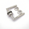 Durable stainless steel 304 brass bushing lever door handle