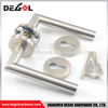 Wholesale contemporary double sided stainless steel tube pipe types of the door handle