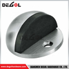 Door Hardware High Quality Solid Stainless Steel Magnetic Wall Mounted Door Stopper