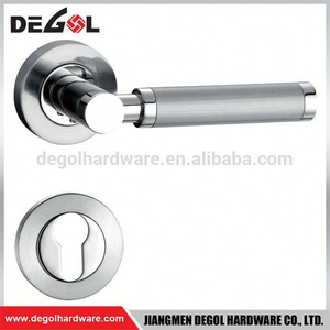 Best Selling Interior Room Zinc Alloy Zinc Door Handle