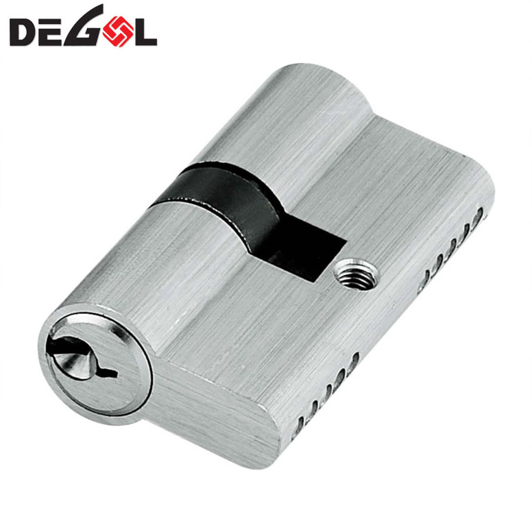 Best Euro profile double cylinder pin cylinder lock with keys