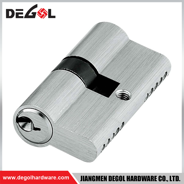 Euro Profile Brass Cylinder Lock With Master Key