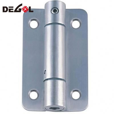Spain Heavy Duty Spring French Factory Custom L Shape Bottom Door Gate Hinge