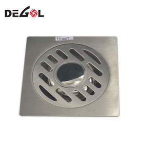 Floor Drain For Garage Grate