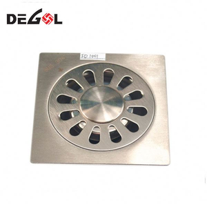 Good Quality Toilet Shower Square Bathroom Floor Drain Cover