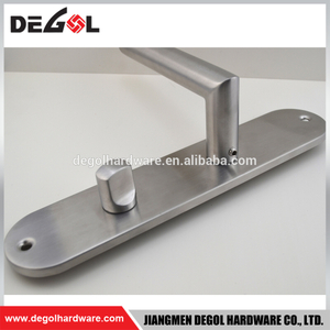 High quality 201/304 stainless steel door handles back plate