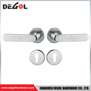 LH1025 Solid Door Handle