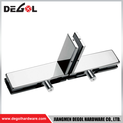 GD1005 panel stainless steel high grade glass door patch fitting