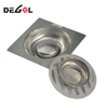 Door Handle With Feet Shower Floor Drain Filter Cover