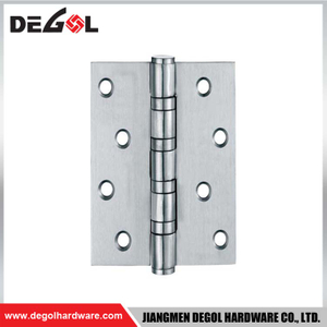 Stainless steel 4 inches 3mm thickness door hinges