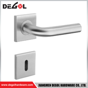 Stainless Steel Square Shaped Safety Door Handle