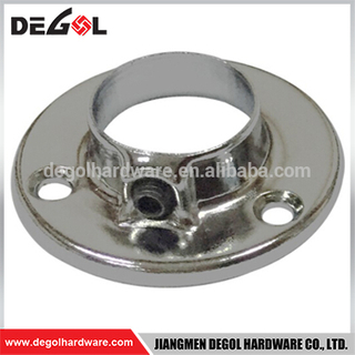 China wholesale durable stainless steel wardrobe flange