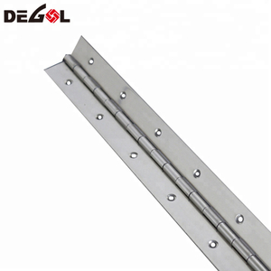 Durable high quality door hardware stainless steel piano hinge