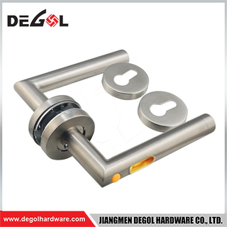 LH1013 Stainless Steel LED Light Door Lever Handle