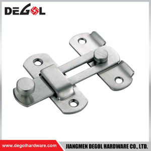 DC1003 stainless steel door chain lock