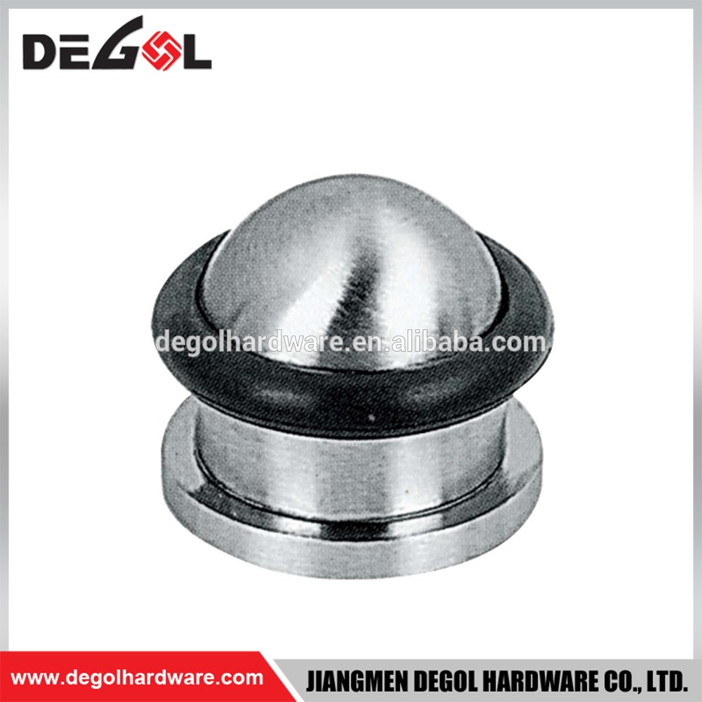 Low price High quality best selling Stainless steel 304 floor door stopper