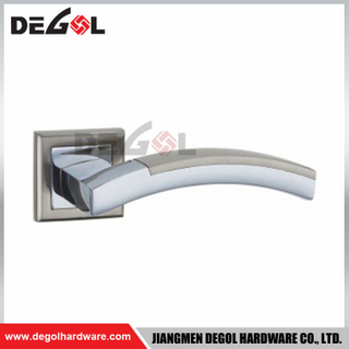 LH1045 Zinc alloy vertical magnetic door handle